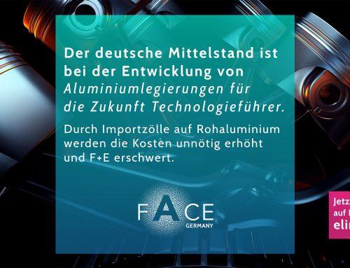 Der deutsche Mittelstand ist bei der Entwicklung von Aluminiumlegierungen für die Zukunft Technologieführer.
