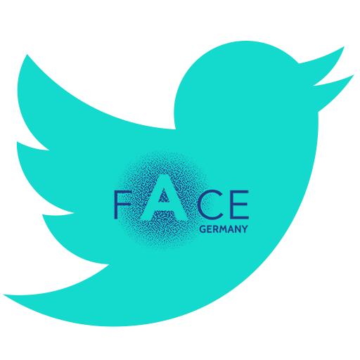FACE in Germany auf Twitter